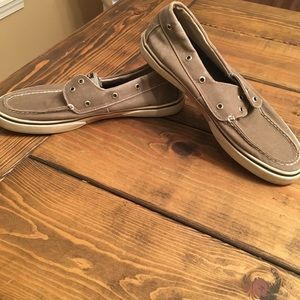 Sperry Top Sider Men's Boat Shoes without laces